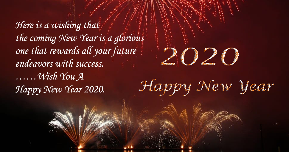 Happy New Year Whatsapp Status and Facebook Messages