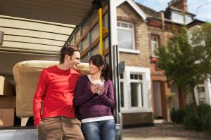 Making Your First House Move A Great Success