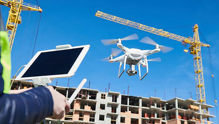 4 Ways AI & Drones Improve Construction Safety On The Jobsite