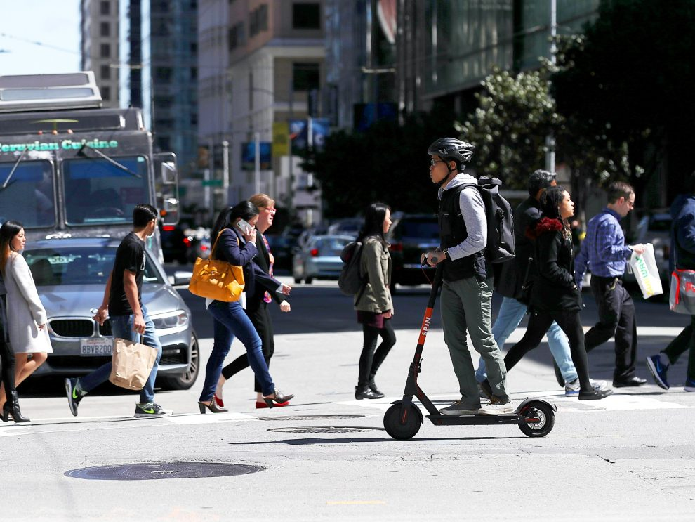 Benefits Of Commuting Electric Scooters