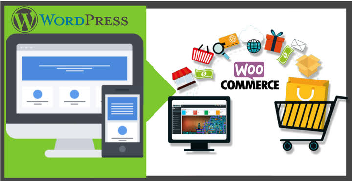 Online Shopping Store with WordPress