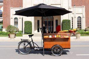 Run a Successful Coffee Bike Business