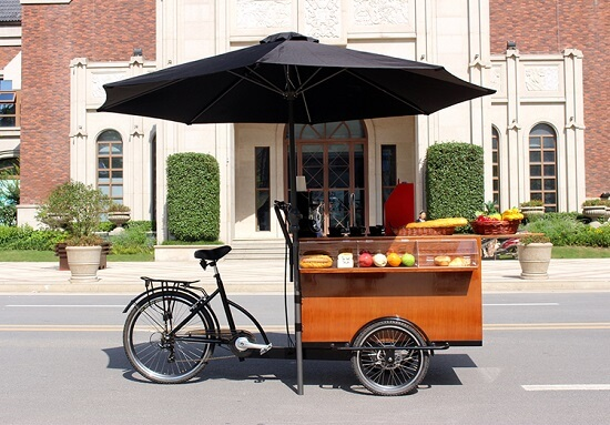 Run a Successful Coffee Bike Business