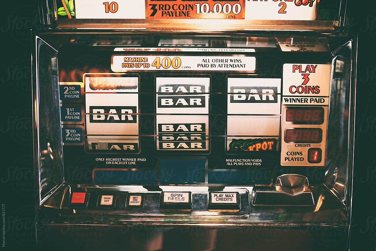 How Technology Advancement Has Affected Slot Machines