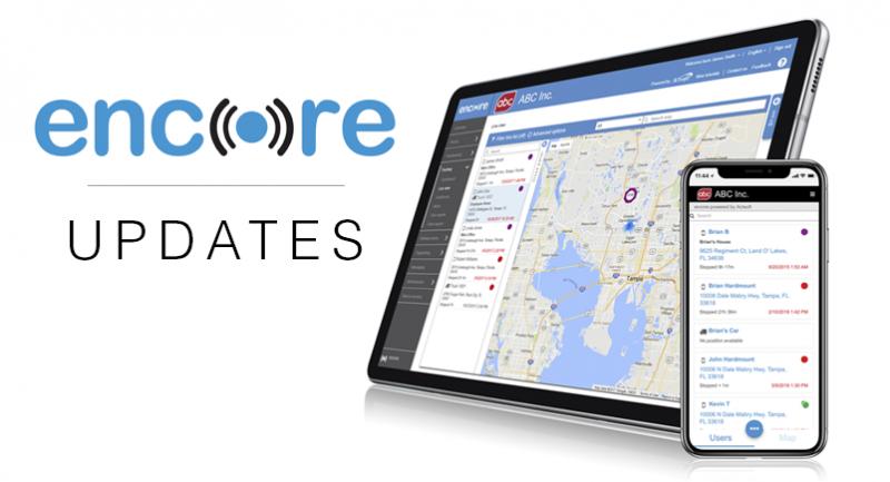 Language with Encore App