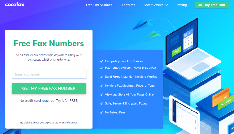 Fax To Email Free Gmail By GoogleFaxfree