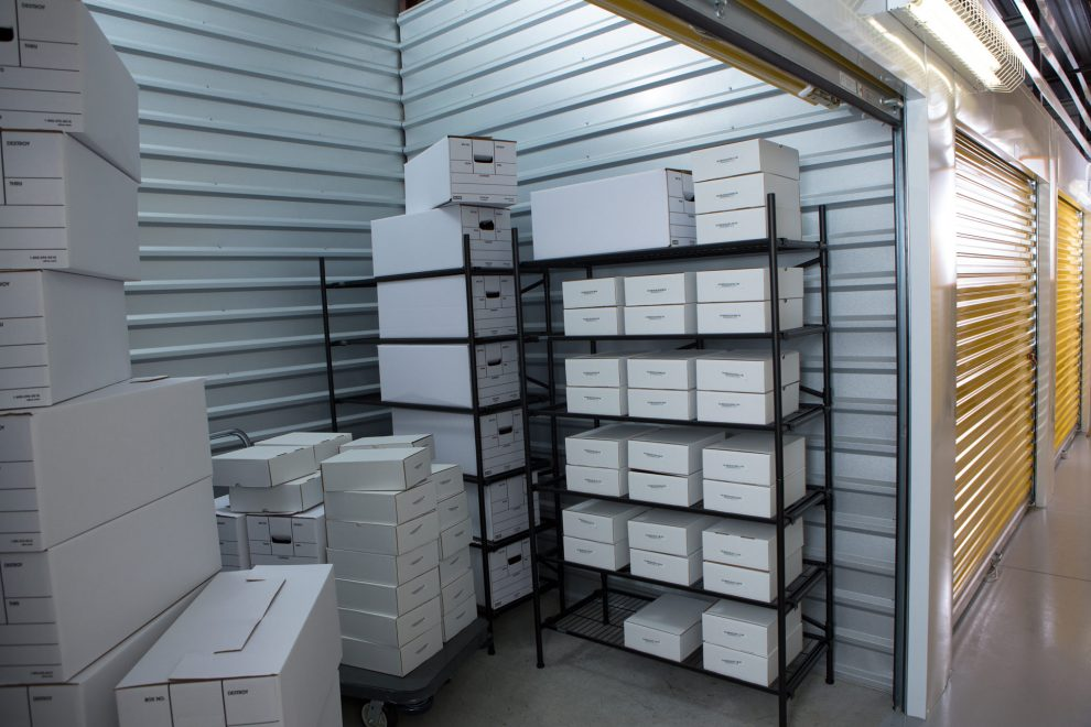 Four Creative Ways Self-Storage Units Can Be Used For Business