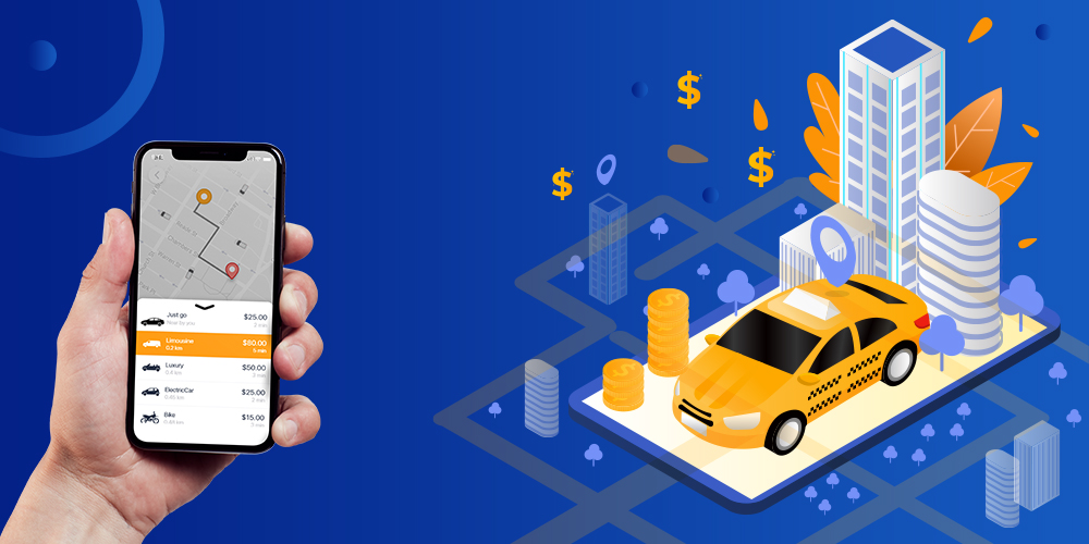 How To Make An App Like Uber In 2020