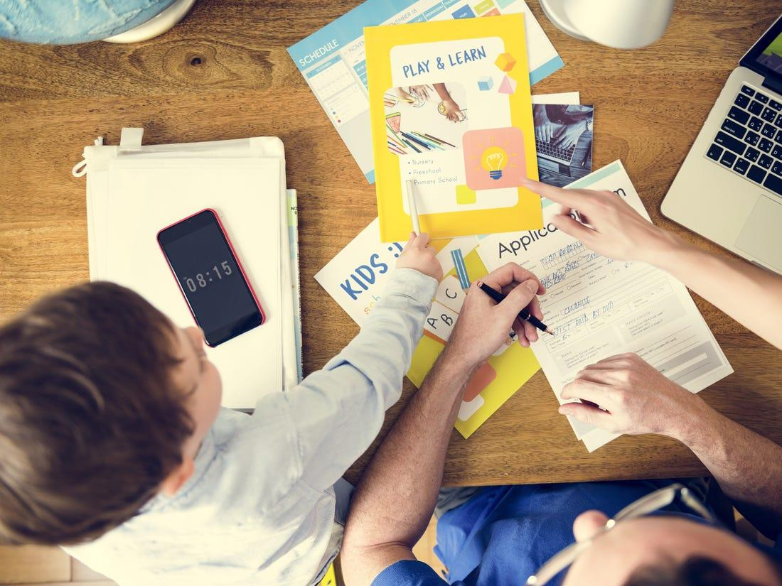 Math Worksheets Helping Homeschooling Kids