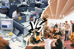 Own Office Vs. Co Working Office Space