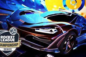 Rocket League Championship Series Season 9