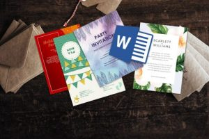 Tips To Creating Invitations For A Business Event