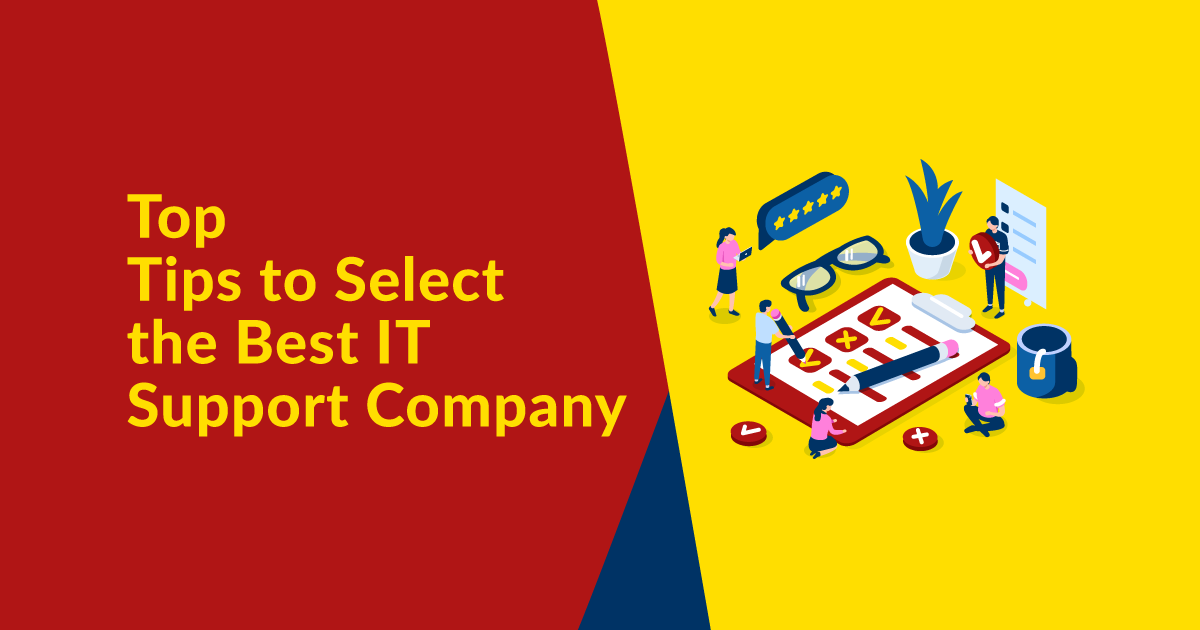 Top Tips When Looking For An IT Support Company