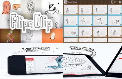 FlipaClip Best Cartoon Animation App