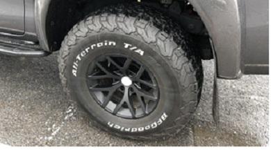 All-Terrain Tires versus All-Season Tires1