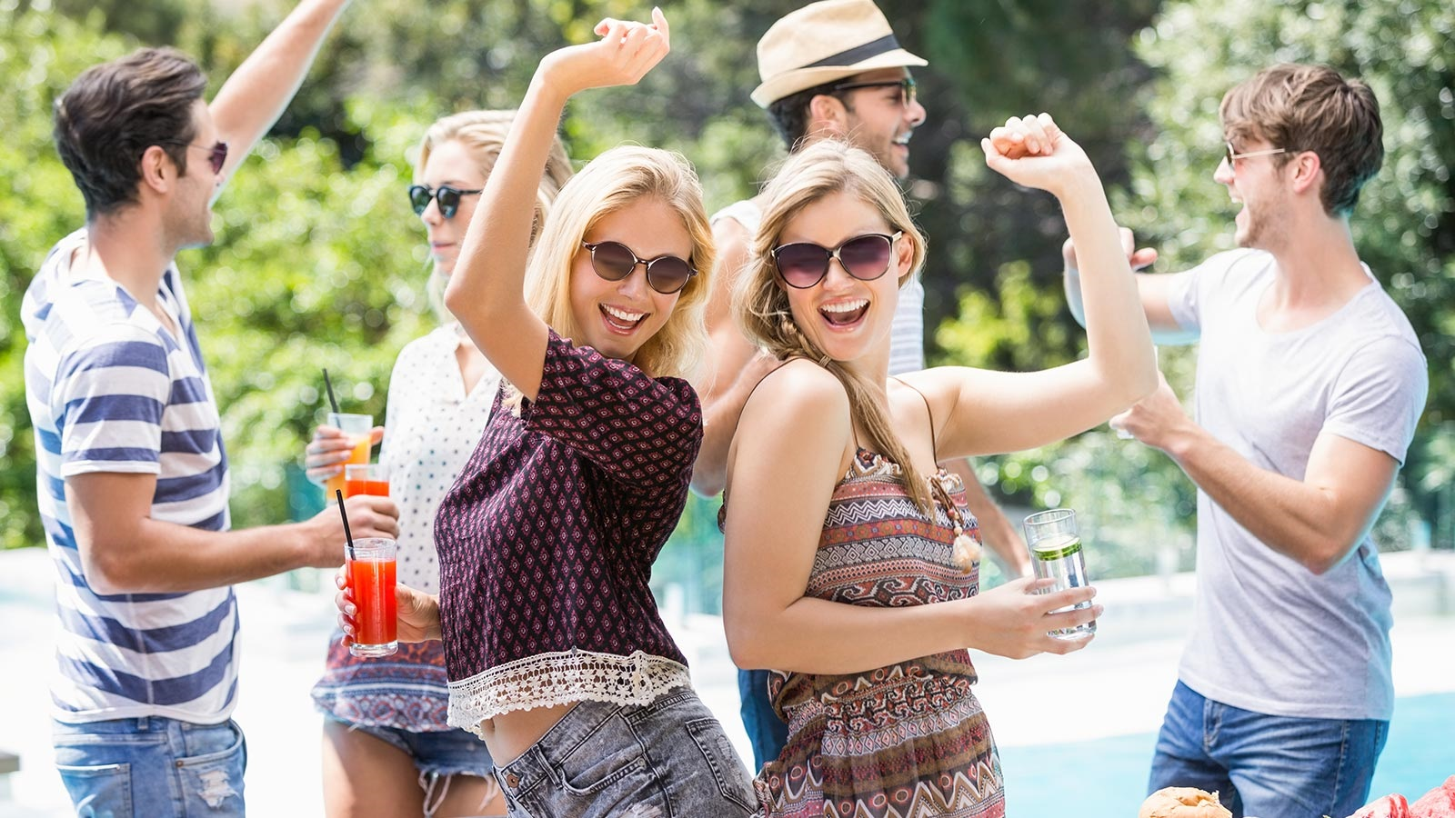 Circular sunglasses trend