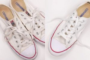 Clean Your Converse Shoes In 6 Different Ways