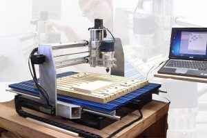 DIY CNC Router Kits & Desktop CNC Machines