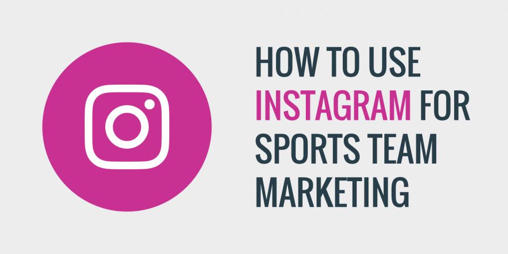 Instagram Promotion in Sports Marketing