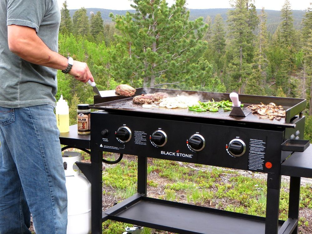 Outdoor Griddles
