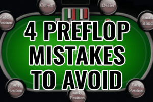 Sport Betting Mistakes To Avoid