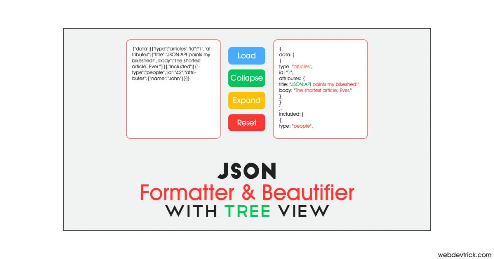 json-formatter-beautifier
