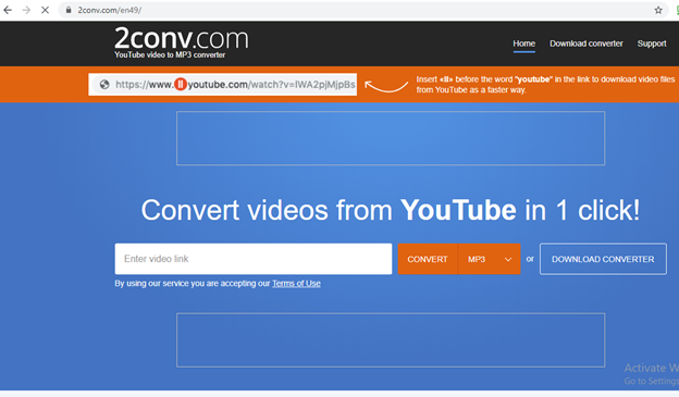 Free online YouTube MP3 Converter4