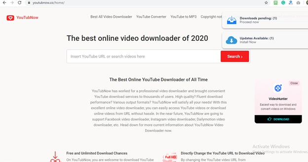 Free online YouTube MP3 Converter9