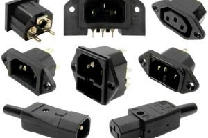 Right Power Connectors