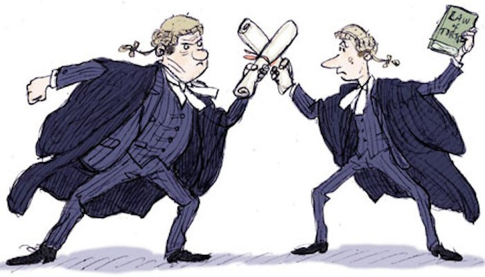 The Difference Between UK Solicitors And Barristers