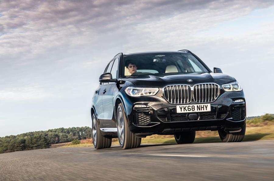 Top 5 Best Luxury SUVs 2020