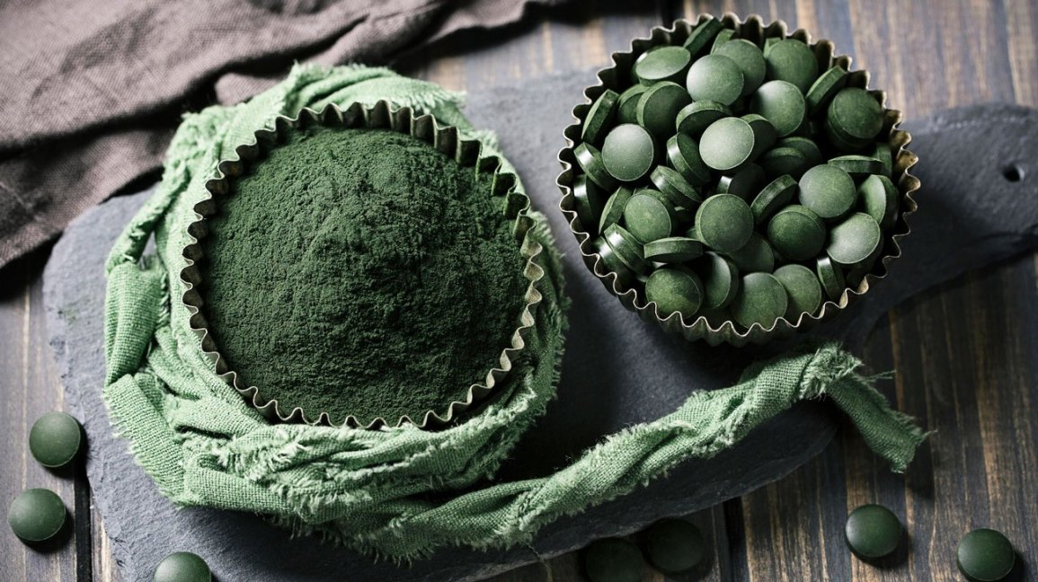 Top 5 Health and Wellness Gains Promoted by Organic Spirulina