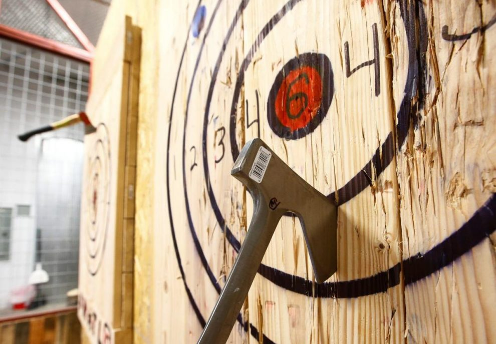 Axe Throwing Businesses on Social Media and How to Grow Your Following