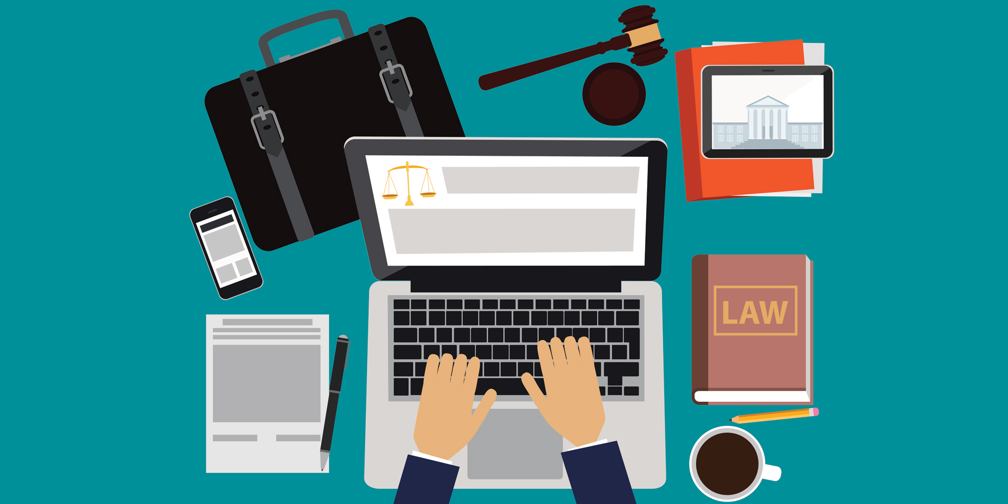 Technology In The Legal Industry