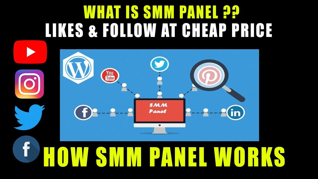 What Are SMM Panels