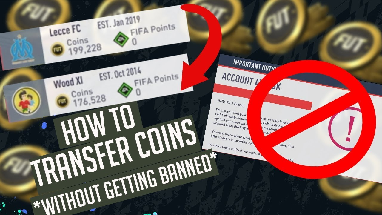 Will I Get Banned From Transferring Coins