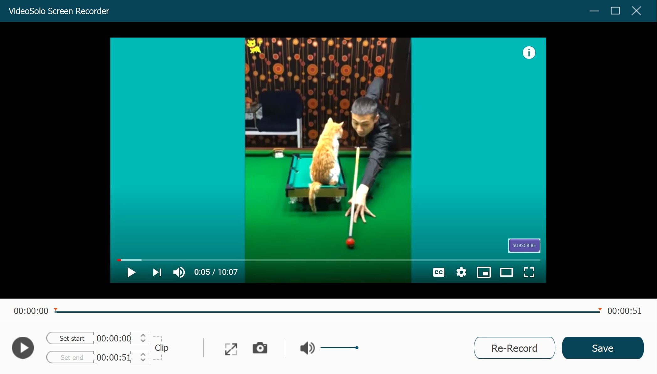vWhat Does VideoSolo Screen Recorder Offer2