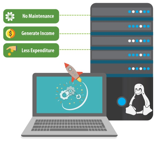 Benefits of having a Cheap Linux VPS Hosting