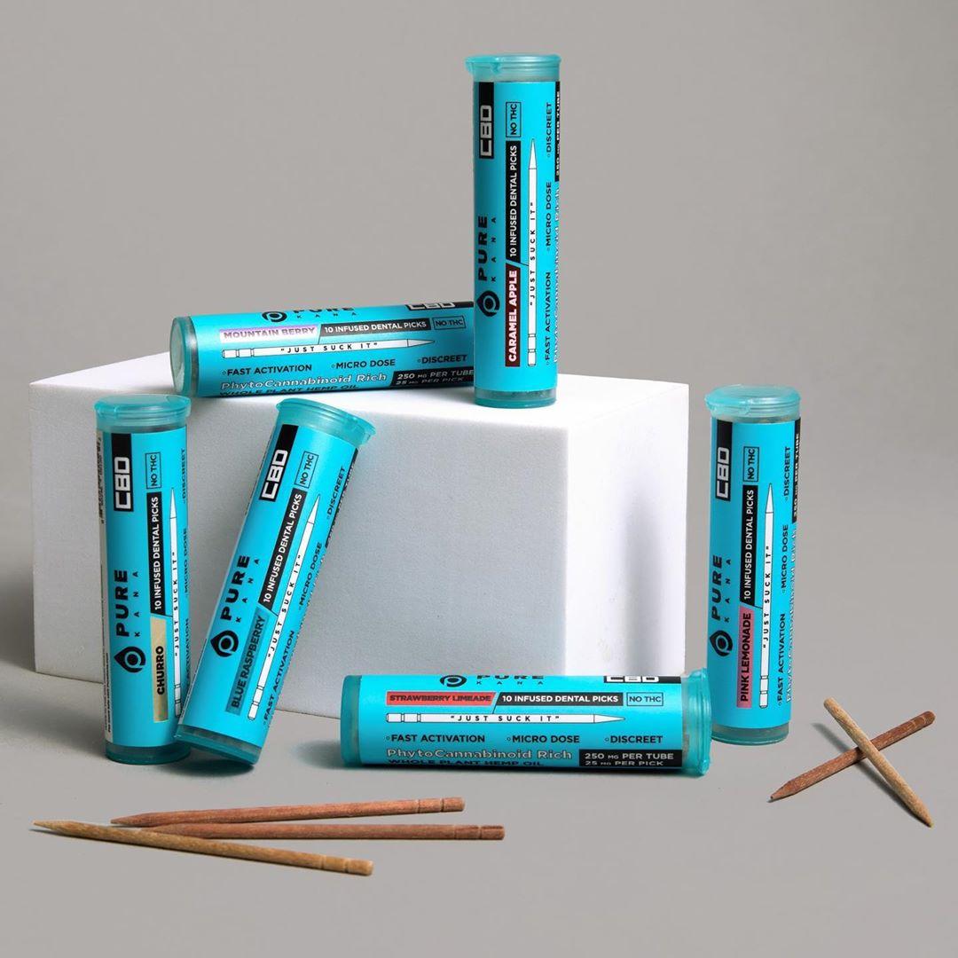 Best CBD Toothpicks [2020]
