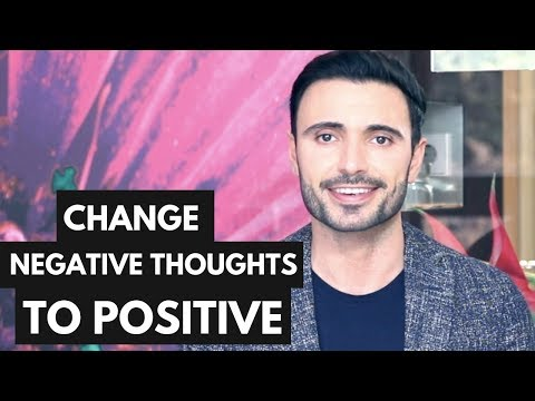 CONVERT THAT NEGATIVE THOUGHTS INTO POSITIVE ONES