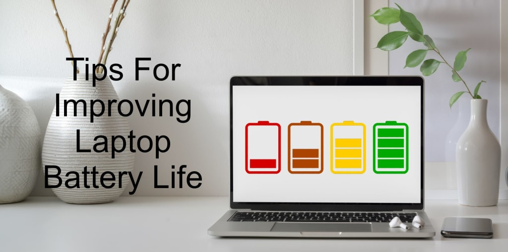 Extend Battery Life Of Your Laptop
