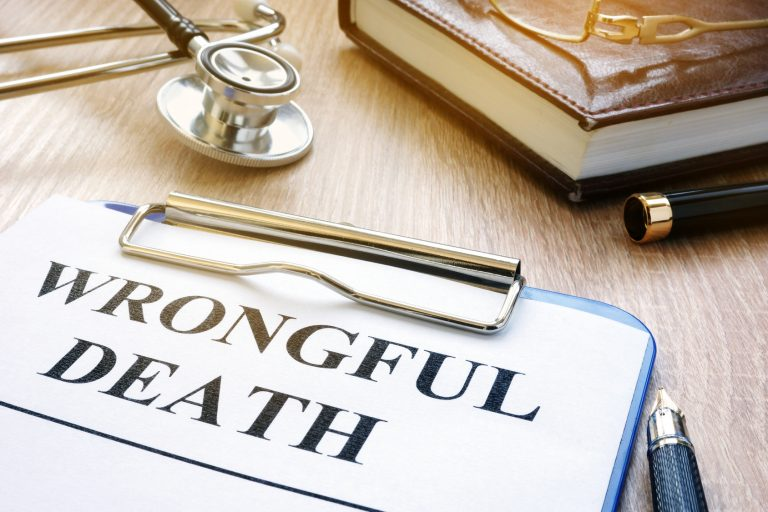 Fault In A Wrongful Death Case In Texas