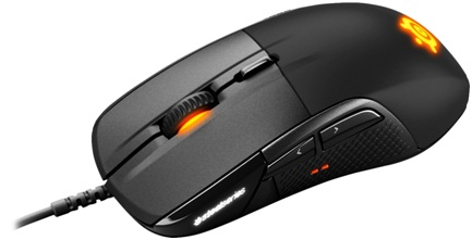 Gaming Mouse -SteelSeries Rival 710