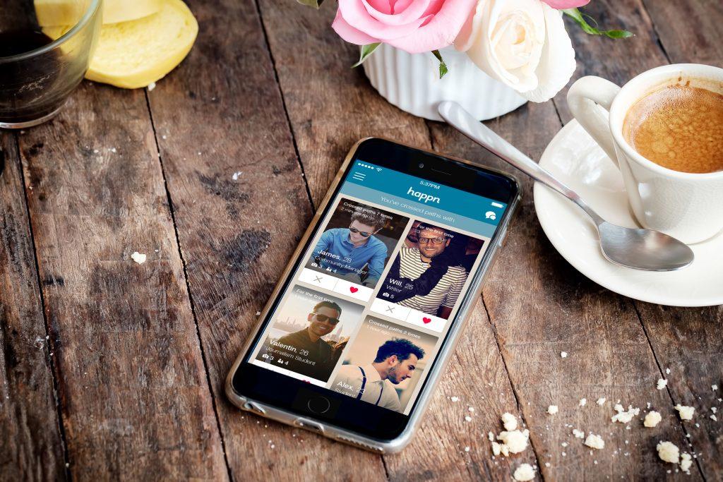 Make it Happn Dating App