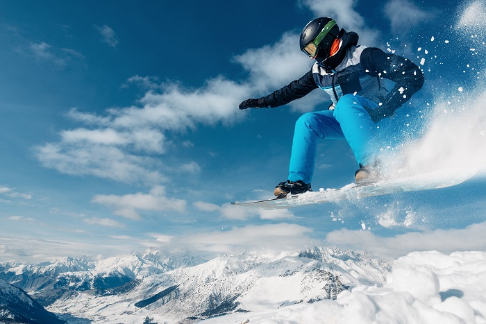 Snowboarding-A Smart Guide