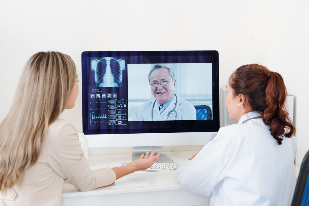 Technology Improves the Patient Experience