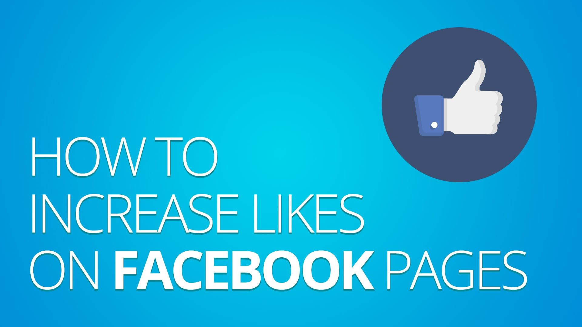 Unlimited Facebook Page Likes Organically