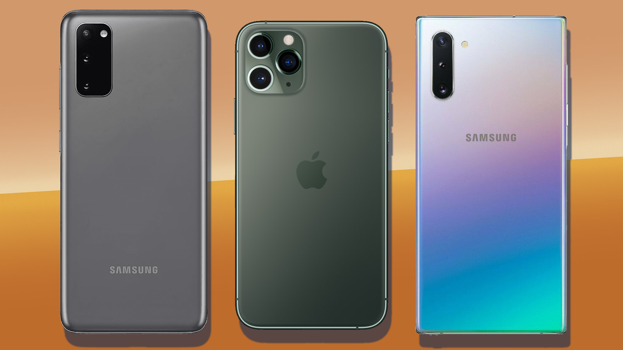 5 Best Available Smartphones