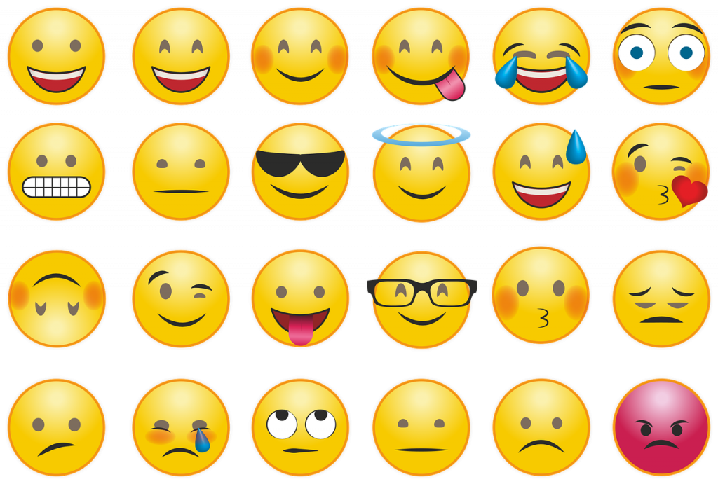 Emojis Of Different Body Parts