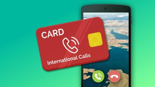 International Calling Cards